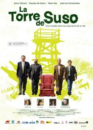 la torre de suso cartel poster movie