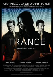 trance movie poster cartel película review