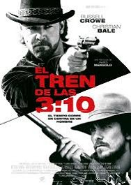 el tren de las 310 cartel pelicula movie poster review