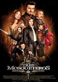 los tres mosqueteros the three musketeers poster cartel