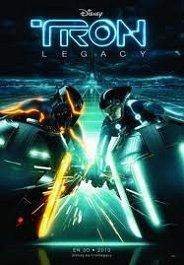tron legacy movie poster cartel pelicula