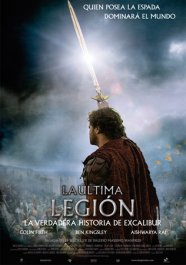la utima legion the last legion movie poster cartel pelicula