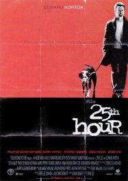 la ultima noche the 25th hour cartel poster pelicula