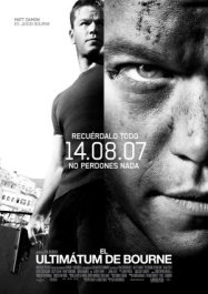 the bourne ultimatum movie review cartel pelicula poster