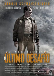 el ultimo desafio the last stand movie poster cartel pelicula