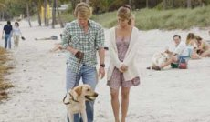una pareja de tres marley and me review critica