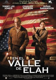 en el valle de elah cartel poster pelicula in the valley of