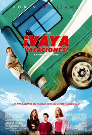 vaya vacaciones rv movie poster cartel pelicula critica