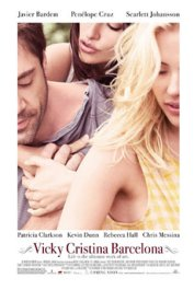 vicky cristina barcelona movie review pelicula cartel poster