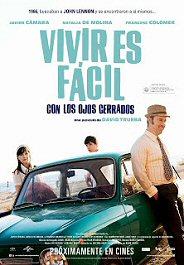 Vivir Es Fácil Con Los Ojos Cerrados (2013) de David Trueba