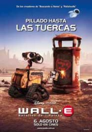 wall e cartel poster
