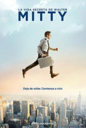 la vida secreta de Walter mitty ben stiller cartel poster movie