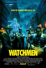 watchmen poster review