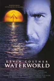 waterworld movie poster cartel pelicula