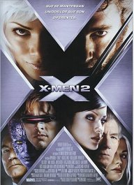 xmen 2 cartel poster pelicula critica movie review