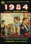 george orwell 1984 book review critica libro portada cover
