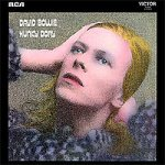 david bowie lp hunky dory foto
