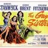 ¿En qué película de Barbara Stanwyck varias hermanas están en pleito con un millonario?