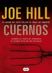 joe hill cuernos portada cover book libro
