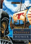 homer odyssey book cover review