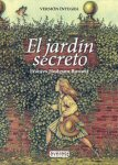 el jardin secreto libro portada critica frances hodgson burnett the secret garden