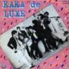 ¿Qué relación hubo entre el grupo Radio Futura en sus inicios y Kaka de Luxe?