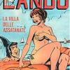 ¿Se edita un cómic titulado Lando?