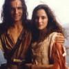 ¿Quiénes son las dos actrices de El Útimo Mohicano?