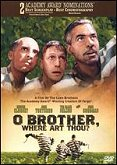 oh brother hermanos coen cartel pelicula