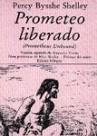 percy shelley books libros prometeo liberado