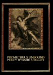 percy b shelley book cover prometheus unbound