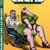 ¿Cuál es la corriente de cómic de Robert Crumb?