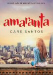 care santos amaranta cover book libro