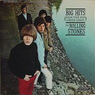 the rolling stones big hits vol1 2 foto