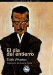 Edith wharton el dia del entierro the day of the funeral portada cover book libro