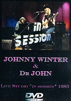 johnny winter dr john in session fotos pictures images