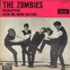 ¿En qué disco de los Zombies viene Indication?